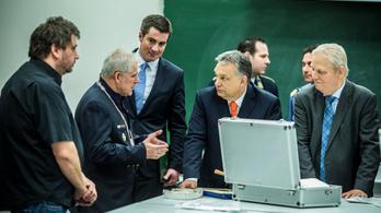 Orbán Viktor önálló fejezetet kaphat a Galaxis útikalauz stopposoknak-ban