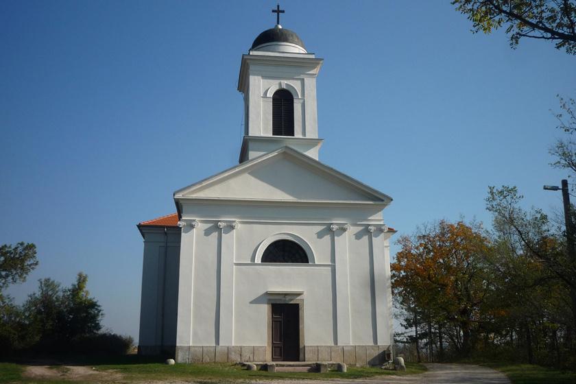 iszkaszentgyorgy templom