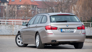 BMW 530d Touring (F11) 2011