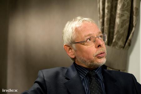 Bagdy Gábor gazdasági főpolgármester-helyettes (Fotó: Szémann Tamás)