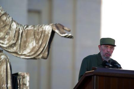 A visszavonult Castro