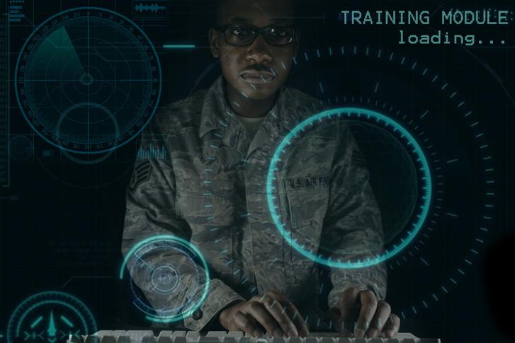 Fejlett kiberhírszerzési és kémelhárítási gyakorlat az amerikai légierőnél