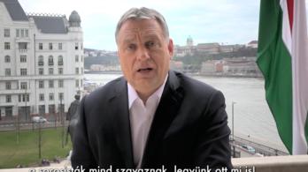 Orbán: A sorosisták olyanok, mint a kommunisták