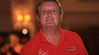 Meghalt a darts legnagyobb legendája, Phil Taylor felfedezője