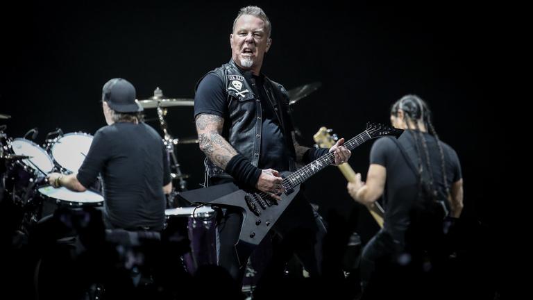 A Metallica elérte, hogy egész Magyarország beléjük szeressen