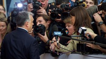 Nyolc éve retteg Orbán a kritikus sajtótól