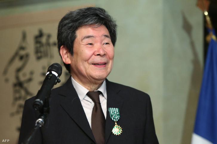Takahata Iszao 2015-ben