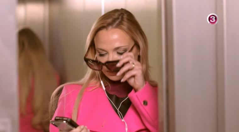 Yvonne Dederick lehet az új főszereplő, aki majd el akarhatja lopni  a kis pocaklakóval felvértezett Vivi elől a show (must go on)-t.