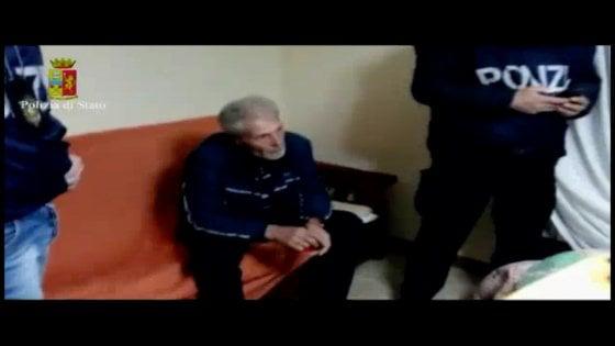 Giuseppe Pelle letartóztatása