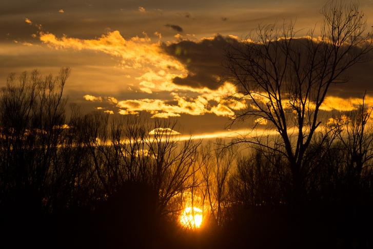 A második nap végére láttunk napfényt is