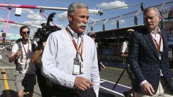 Új F1-szabályok: ha nem tetszik, el lehet menni