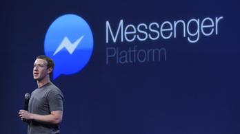 A Facebook törölte Zuckerberg üzeneteit
