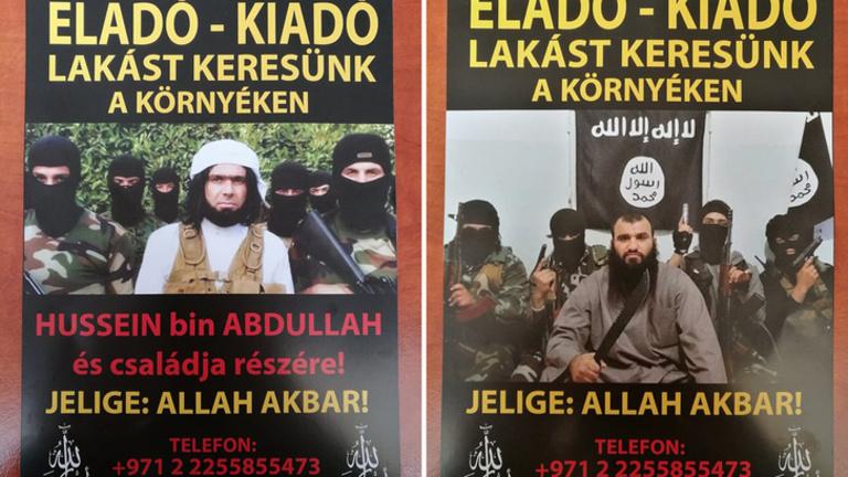 Haláladó, arab terroristák lakást keresnek és a többi – a választások legdurvább szórólapjai