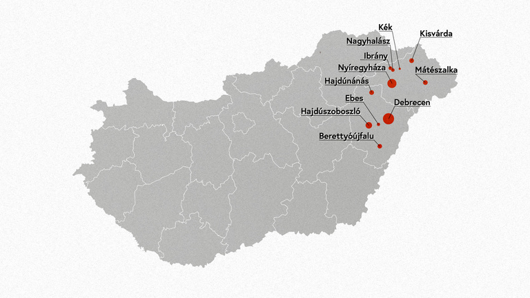 Kelet-Magyarországra figyeljen, aki meg akarja jósolni a választást