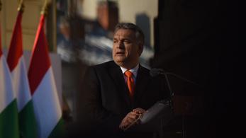 Orbán Viktor a cenzúrára panaszkodott