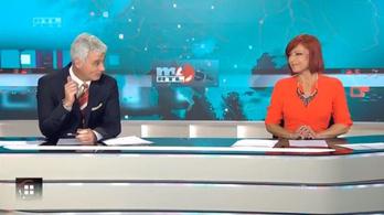 Itt az RTL válasza a TV2 híradósainak