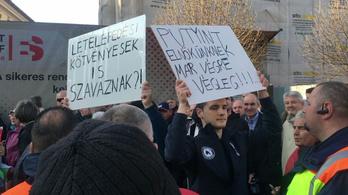Kisebb balhé a Fidesz-kampányzáró után