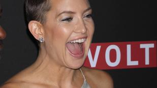 Vége a titkolózásnak, gyereket vár Kate Hudson