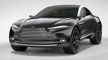 Mégsem lesz villanyhajtás az Aston Martin SUV-jában