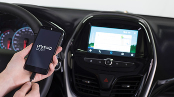 Eredeti Android Auto a Guglitól