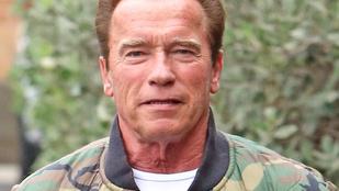 Egy héttel a szívműtét után, hazaengedték a kórházból Arnold Schwarzeneggert