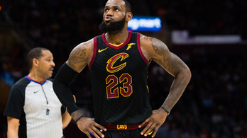 LeBron James lett a legfiatalabb pontrekorder