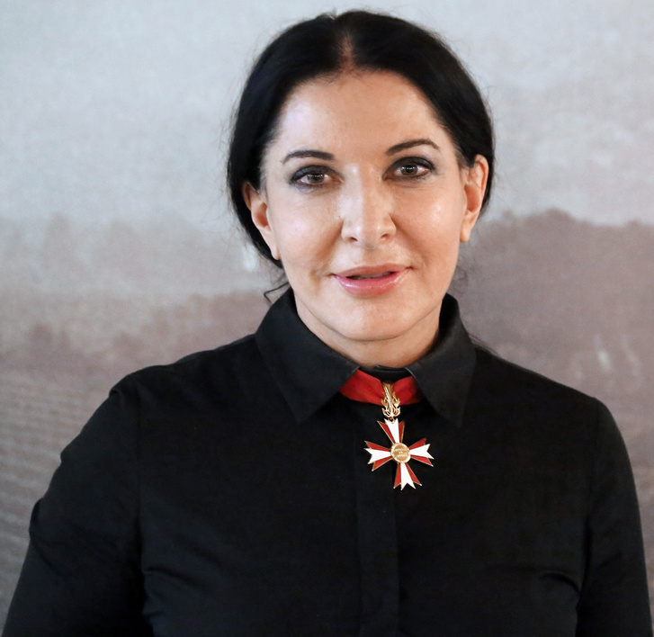 Marina Abramović - The Artist Is Present