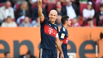 A szezon legviccesebb gólját kapta, de így is bajnok a Bayern