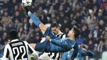 Ronaldo góljánál is meghökkentőbbek fizikai adatai