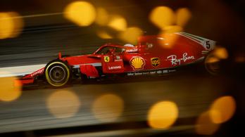 Vettel pole-lal ünnepli 200. F1-futamát