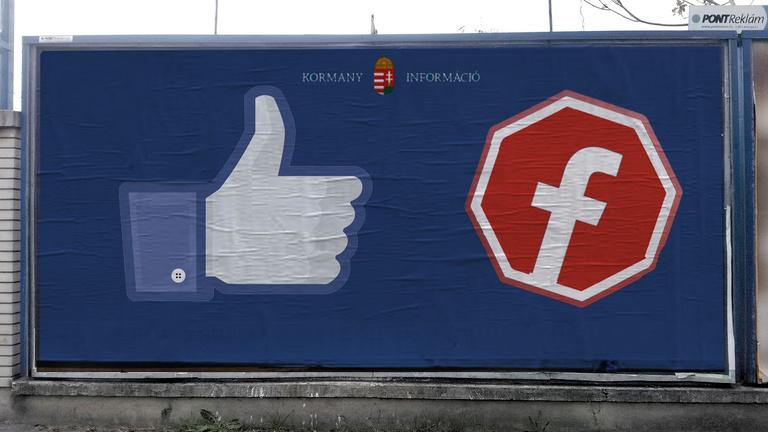 A Facebook alapján az ellenzék jött ki jól a kampányból