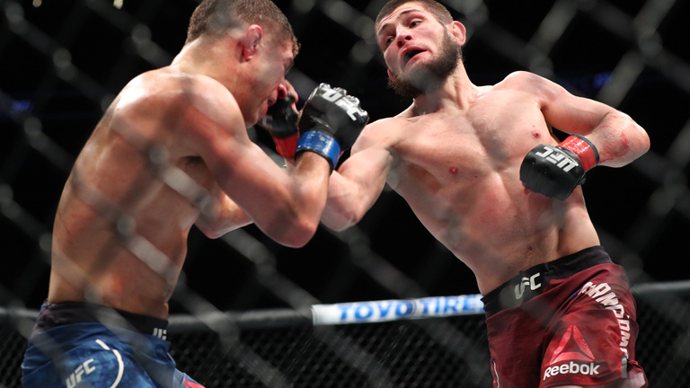 Egy orosz MMA-s szerezte meg McGregor övét