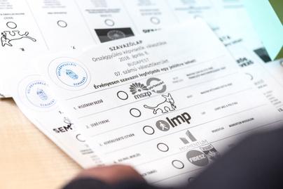 szavazolap