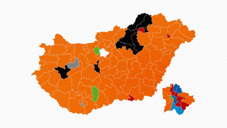 Mandátumbecslés: Fidesz-többség sok bizonytalansággal