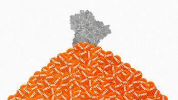 Első részeredmények: országosan tarol a Fidesz, Budapesten hasít a baloldal