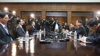 Észak-Korea kész tárgyalni a nukleáris leszerelésről Amerikával