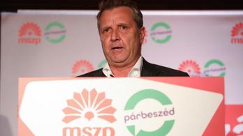 Molnár Gyula lemond az MSZP elnökségéről
