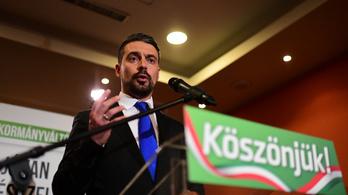 A Fidesz úgy letarolta Heves megyét, hogy Vona Gábort is megsemmisítette