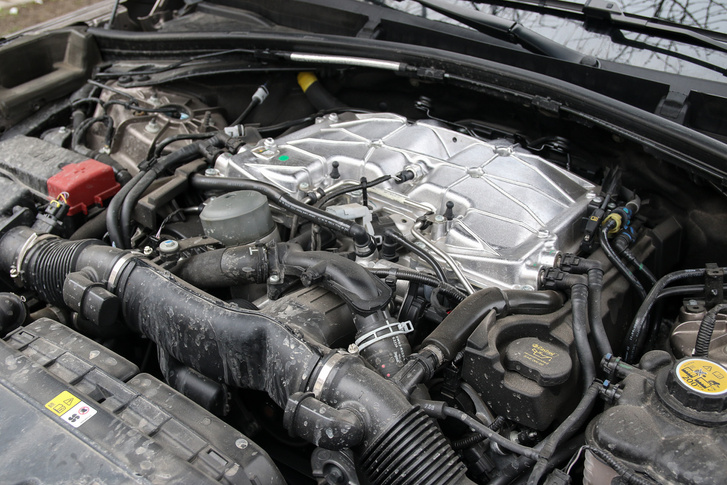 Alant a V6