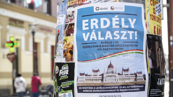 20 határon túliból 19 a Fideszre szavazott