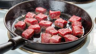 Ezeket a hibákat kerüld hússütés közben