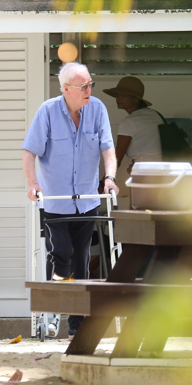 A színész 85 éves.