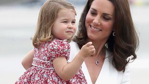 Katalin hercegné már bármelyik pillanatban szülhet
