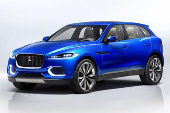 Jön a Cayenne-verő Jaguar