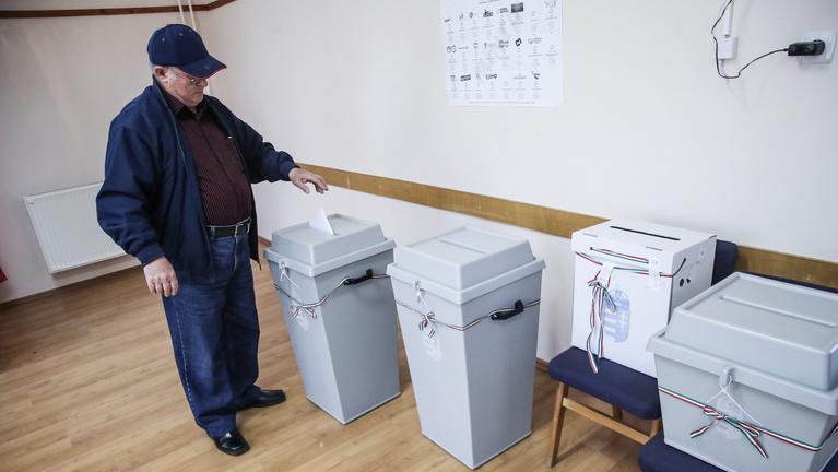 Az EBESZ szerint nem voltak egyenlőek a feltételek a választáson