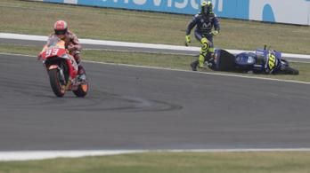 Márquez: Rossi is volt 25 éves