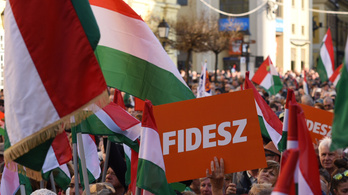 Medián: Félmillió szavazót veszített a Fidesz