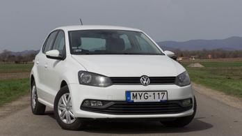 Használtteszt: Volkswagen Polo 1,4 TDi Trendline – 2014.