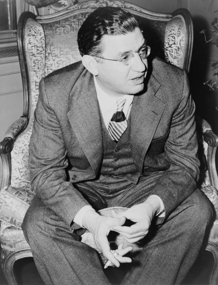 David O. Selznick 1941-ben (World-Telegram, fotó: Edward Lynch, forrás: Wikipedia)