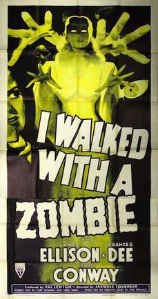 Zombit gondoztam című film posztere (forrás: Wikipedia)